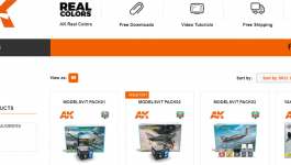 AK Interactive е новия ни партньор в Испания