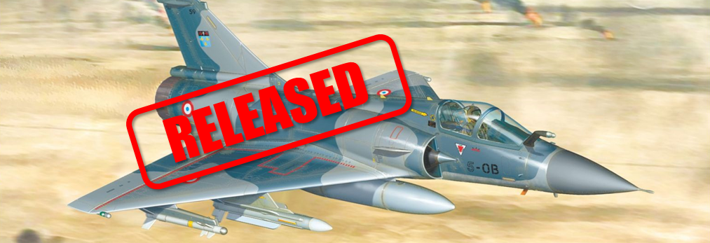 Mirage 2000C in stock