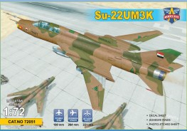 Макети  Su-22UM3K advanced two-seat trainer (Export vers.)