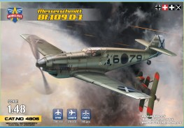 Scale model  Messerschmitt Bf.109 D-1