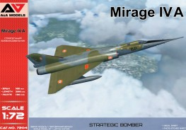Макети  Mirage IV A Strategic bomber