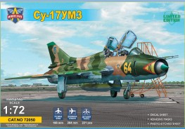 Макети  Su-17UM3 advanced two-seat trainer